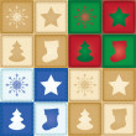 Christmas Seamless Patterns — Stock Vector #8898256