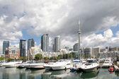 Toronto City View — Stock Photo