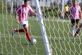 Soccer (football) — Stock Photo