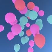 Balloons — ストック写真