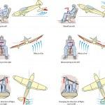 Aircraft maneuvering — Stock Vector #20086513
