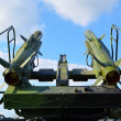 Stock fotografie: Anti aircraft defence system