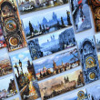 Stock Photo: Souvenir shop, Prague, Czech Republic