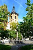 City council, New Town, Prague — Stock Photo