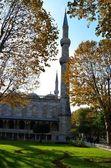 蓝色清真寺,伊斯坦布尔,土耳其 — 图库照片