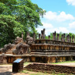 Ancient City Polonnaruwa, Srí Lanka — Stock Photo