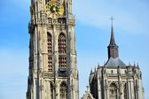 Architecture in Antwerpen — Stock Photo