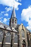 One of many beutiful cathedrals in Gent, Belgium — ストック写真