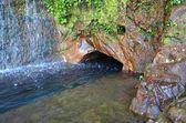 Waterfalls Los Chorros, El Salvador — Stock Photo