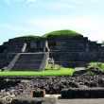 Mayan ruins Tazumal, El Salvador — Zdjęcie stockowe