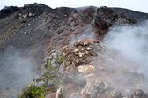 Crater of volcan Yzalco, El Salvador — Stock Photo