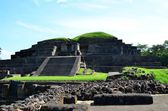 Mayan ruins Tazumal, El Salvador — Stock Photo