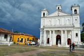 Cathedral in Suchitoto, El Salvador — Stock Photo