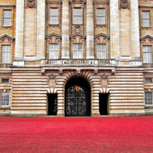 Buckingham Palace — Stock Photo
