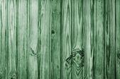 Unikalne drewniane sosna tło lub tekstura zielony — Zdjęcie stockowe