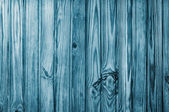 Unique Wooden Pine background or texture Blue — 图库照片