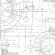 Постер, плакат: Technical Drawing