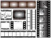 35 毫米胶片 — 图库矢量图片