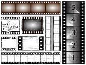 Película de 35mm — Vector de stock