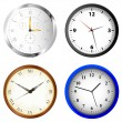 Clocks - Stock Vector