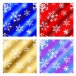 Stock Vector: Christmas Paper