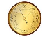 Barometer — Stock Vector