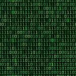 Binary Background — Stock Vector #23953381