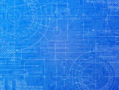 Technical Blueprint — Stock Photo