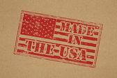 アメリカ製 — ストック写真