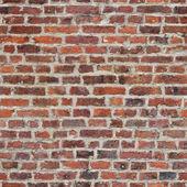Repeating Brick Wall — Stock Photo