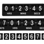 Countdown Timer — Stock Vector #47358743