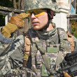USA Soldier — Stock Photo #12646611