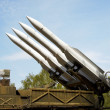 Air defense — Stock Photo