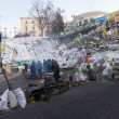 Barricades in Kiev — Stock Photo #39823603