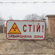 Stock Photo: Chernobyl zone of alienation