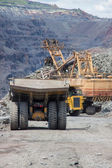 Mining — Stock Photo