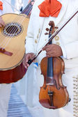 Mariachi singer's — Stock Photo