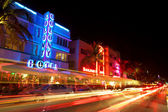 MIAMI SOUTH BEACH HOTELS — Stock Photo