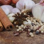 Spices — Stock Photo #12339379