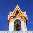 Stock Photo: Thai temple belfry