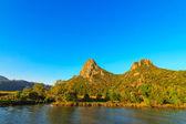 Landscape of mountain of Hua Hin, Thailand. — Stock Photo