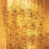 Grunge yellow paper with grime and stripes moving fast. — Stock Photo