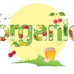 organické — Stock vektor #12618937