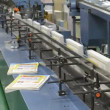 Stock Video: Conveyor