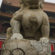Lion of Tiananmen square — Stock Photo #24031291