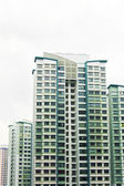 Singapore Government apartments — Stock Photo