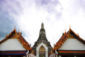 Wat Arun Bangkok Thailand — Stock Photo