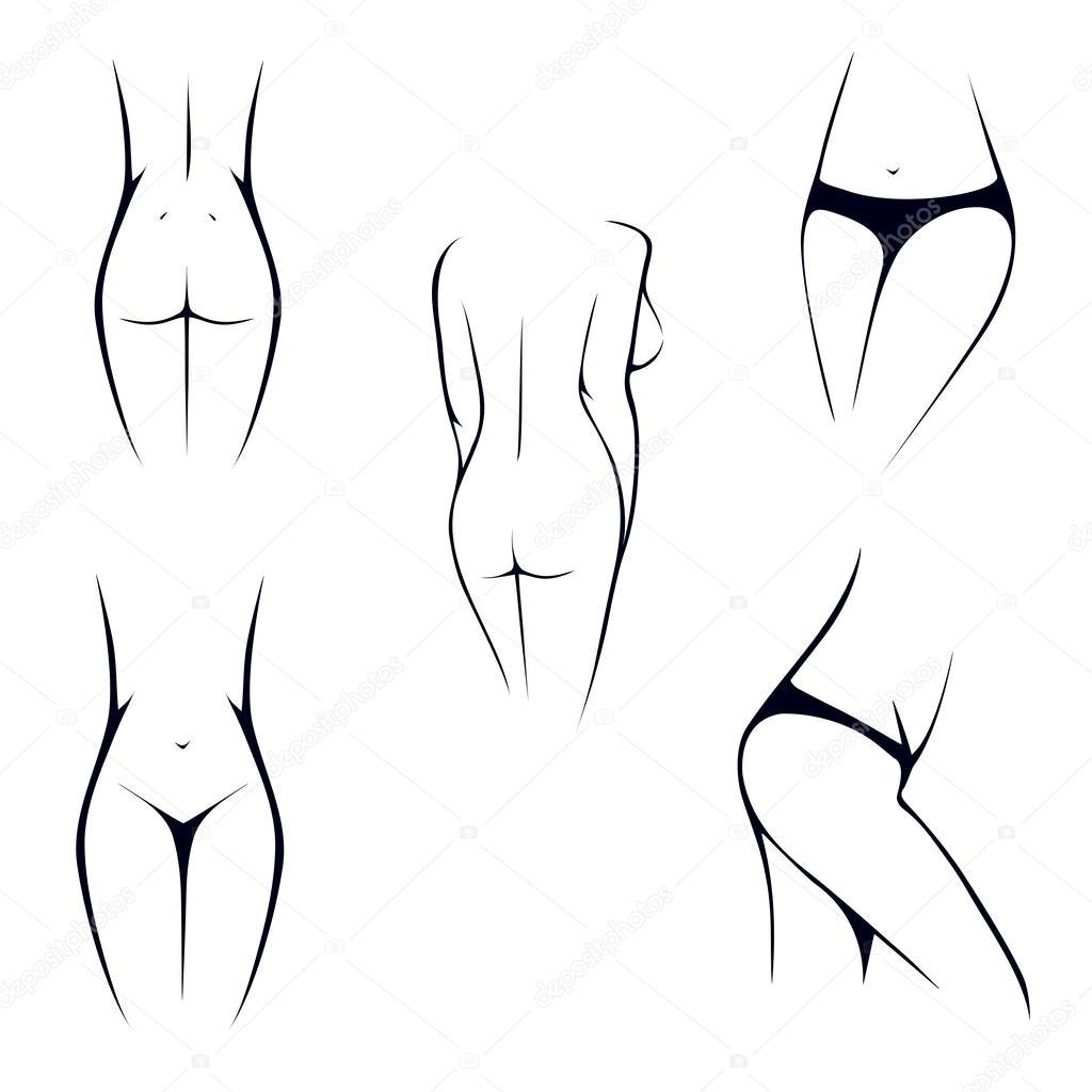 Части женского тела крупным планом 26 фотография