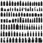 Bottle icon — Stock Vector #48445661