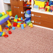 Play room — Stock Photo